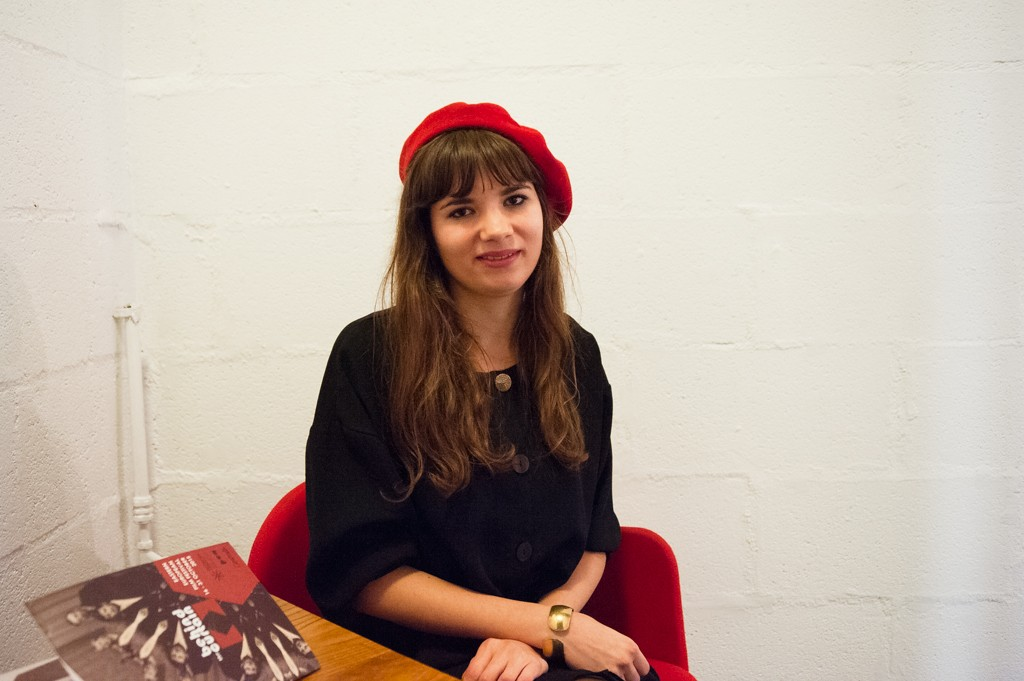 Monika Martyniuk is 24 and chose the films to be screened